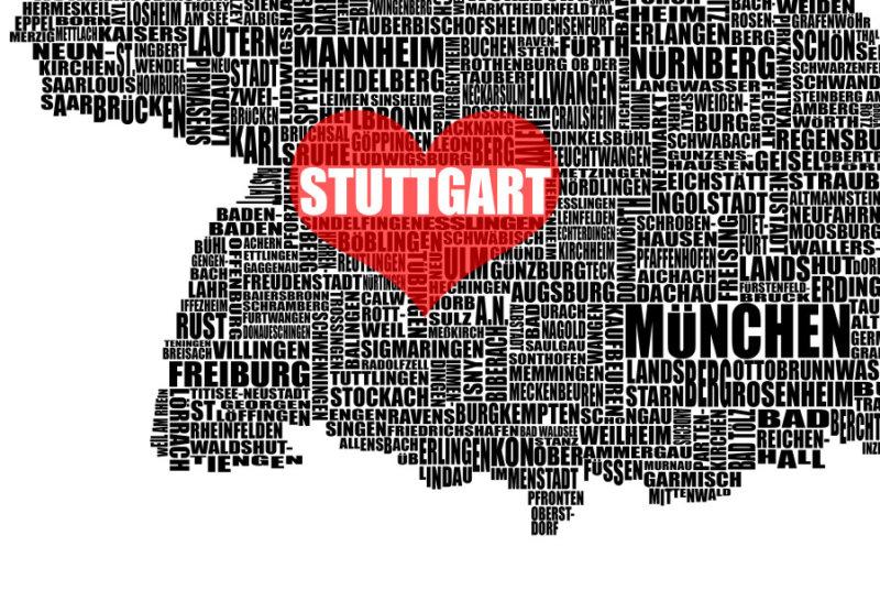Deutschland-Bild Stuttgart