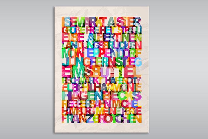 Referenz-Kleinhans_Hamburg_ist_bunt-Collage_auf_Alu-Dibond-1