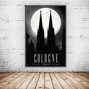 OC-001-Moon-River-Cologne-Wandbild