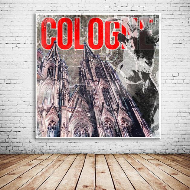 1. FC Köln Hennes VIII Cologne Collage