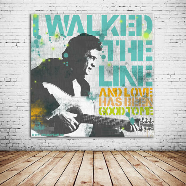 Johnny Cash Flo Bild