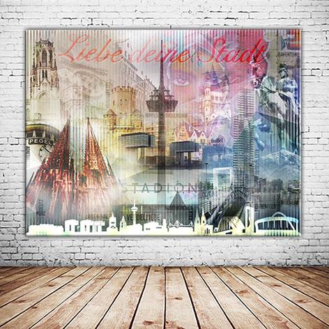 Heimweh-8060-individuelle-Koeln-Collage-versandkostenfrei-bestellen-Wandansicht-1-web